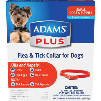 Farnam Pet - Adams Plus Flea & Tick Collar For Dogs-Farnam Pet-DirtyFurClothing