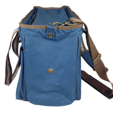 Fashion Canvas Pet Carrier- Blue - Fashion Canvas Pet Carrier- Blue-Pet Life-DirtyFurClothing