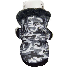 Fashion Pet Parka Coat - Deer Patttern-Pet Life-DirtyFurClothing
