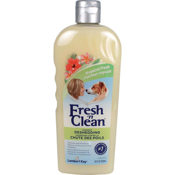 Fresh 'n Clean Deshedding Shampoo-Lambert Kay / Pet Ag-DirtyFurClothing