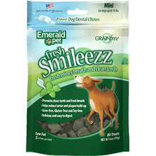 Fresh Smileezz Dog Grain-Free Dental Treats-Emerald Pet-DirtyFurClothing