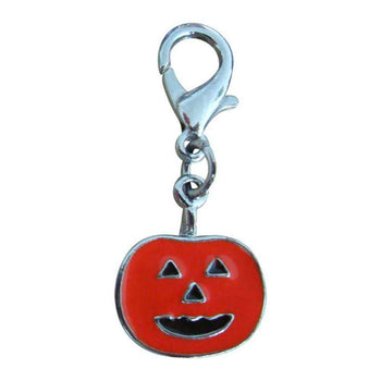 Halloween Lobster Claw Charms-zipper Pulls Pumpkin One Size-Mirage Pet Products-DirtyFurClothing