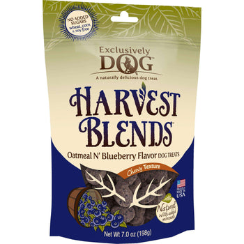 Harvest Blends Dog Treats-Exclusively Pet-DirtyFurClothing