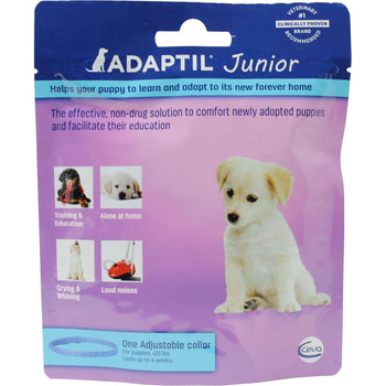 H&C Animal Health - Adaptil Junior Dog Collar-H&c Animal Health-DirtyFurClothing