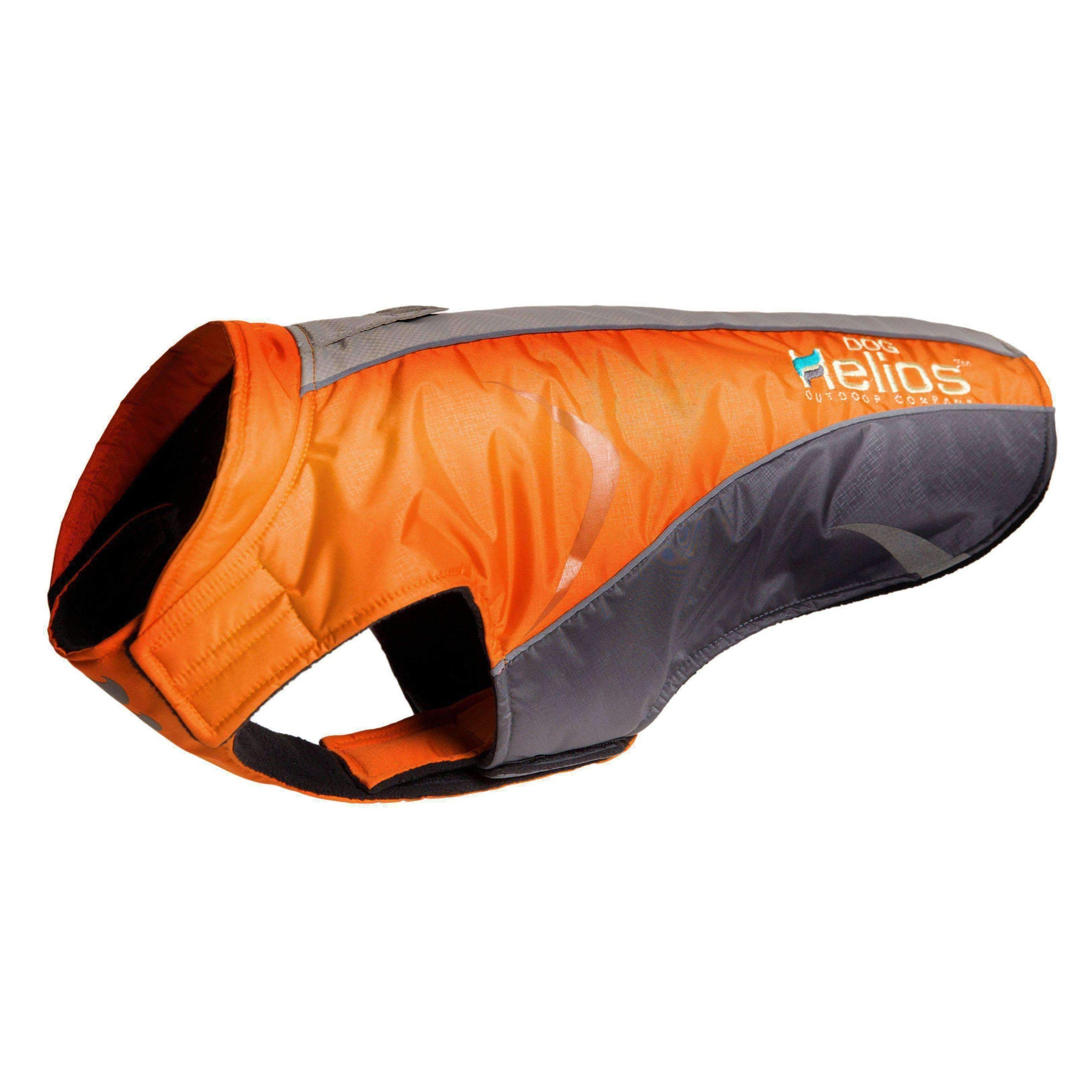 Helios Altitude-Mountaineer Wrap-Velcro Protective Waterproof Dog Coat W/ Blackshark Technology-Helios-DirtyFurClothing