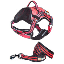 Helios Dog Chest Compression Pet Harness and Leash Combo-Helios-DirtyFurClothing