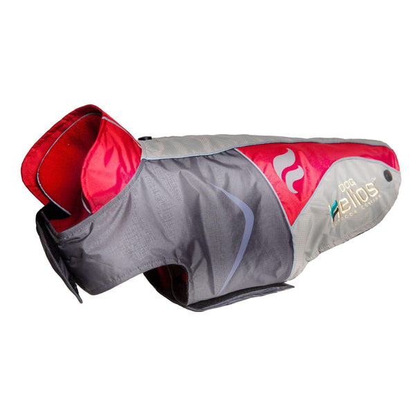 Helios Lotus-Rusher Waterproof 2-In-1 Convertible Dog Jacket W/ Blackshark Technology-Helios-DirtyFurClothing