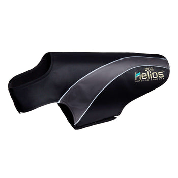 Helios Octane Softshell Neoprene Satin Reflective Dog Jacket W/ Blackshark Technology-Helios-DirtyFurClothing