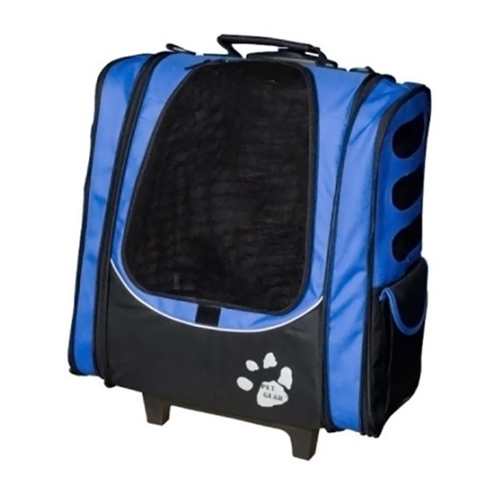 I-Go2 Escort Dog Carrier - Ocean Blue-Pet Gear-DirtyFurClothing