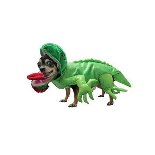 Iguana Dog Halloween Costume-DirtyFurClothing-DirtyFurClothing
