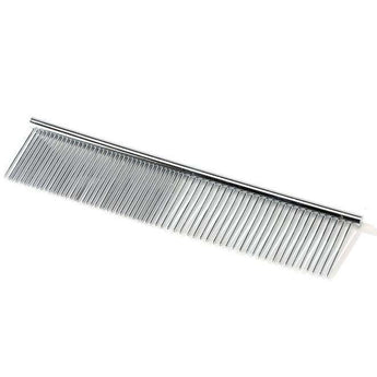Lightweight Finishing and Fluffing Dog Comb-DirtyFurClothing-DirtyFurClothing