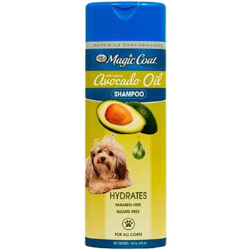 Magic Coat Avocado Essential Oil Shampoo-Four Paws-DirtyFurClothing
