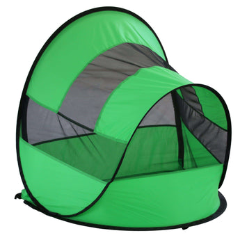 Modern Curved Collapsible Outdoor Pet Tent-Pet Life-DirtyFurClothing
