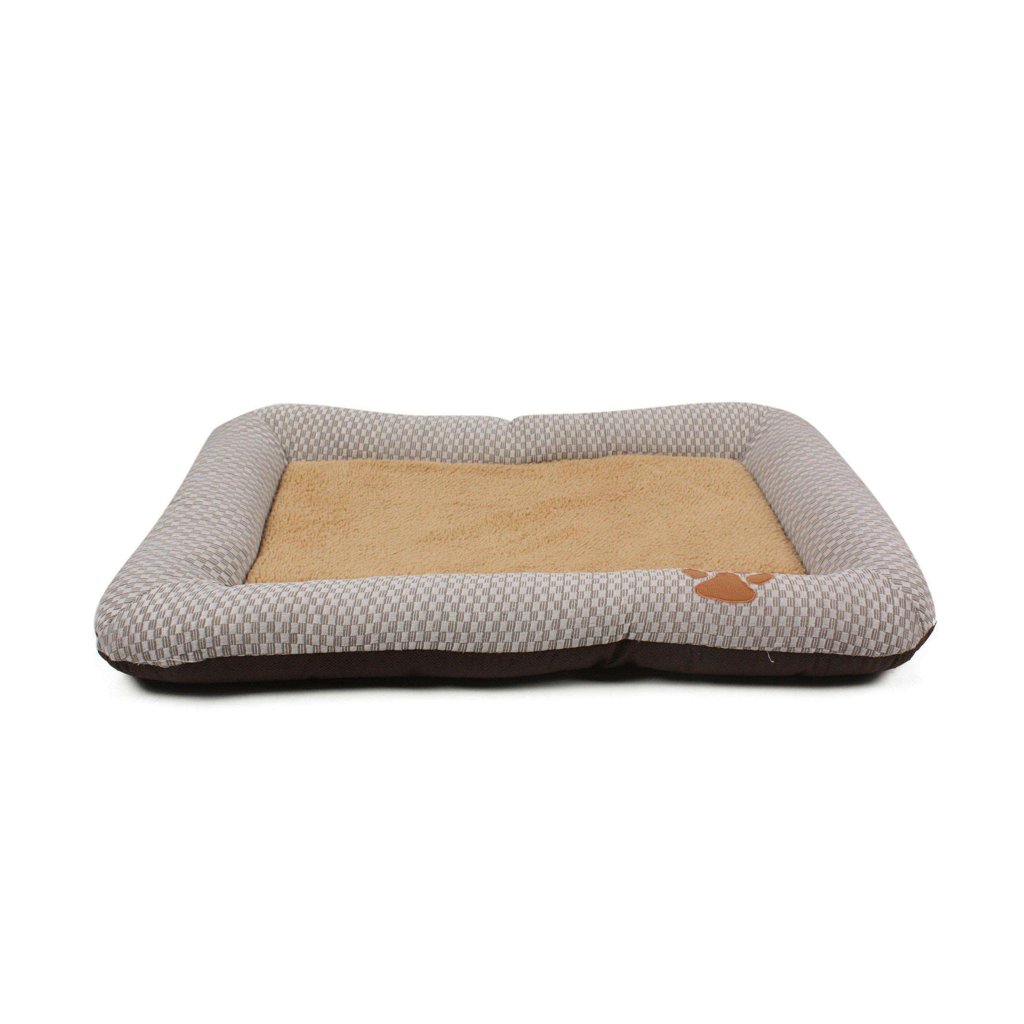 Nano-Silver Anti-Bacterial Neutral Carpentry Designer Dog Bed-Pet Life-DirtyFurClothing