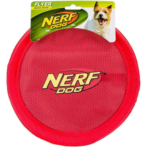 Nerf Dog Toys Nerf Nylon Flyer 9