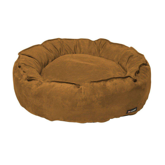 Nest Bed - Large-saddle Suede-Big Shrimpy-DirtyFurClothing