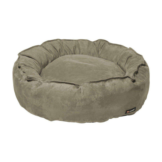 Nest Bed - Large-stone Suede-Big Shrimpy-DirtyFurClothing