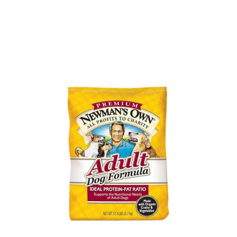 Newman's Own Organics Adult Dog Dry - Healthy Formula - 12.5-Newman's Own Organics-DirtyFurClothing