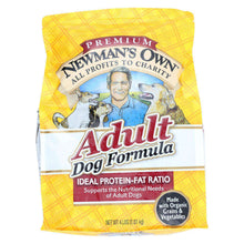 Newman'S Own Organics Dog Dry Formula - Premium Adult - Case Of 6 - 4-Newman's Own Organics-DirtyFurClothing