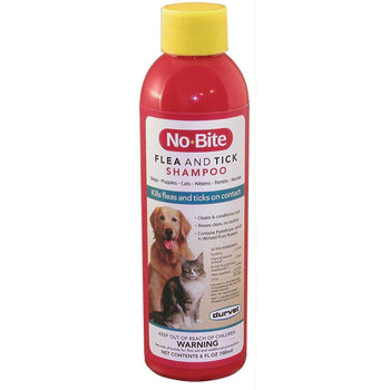 No-bite Flea & Tick Shampoo-Durvent-DirtyFurClothing