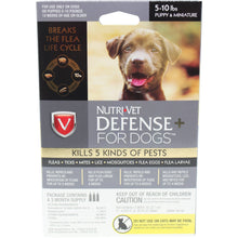 Nutri-Vet Wellness Llc D - Defense+ For Dogs-Nutri-vet Wellness Llc D-DirtyFurClothing
