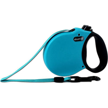 Paws/alcott - Alcott Retractable Leash Up To 25 Pounds-Paws/alcott-DirtyFurClothing