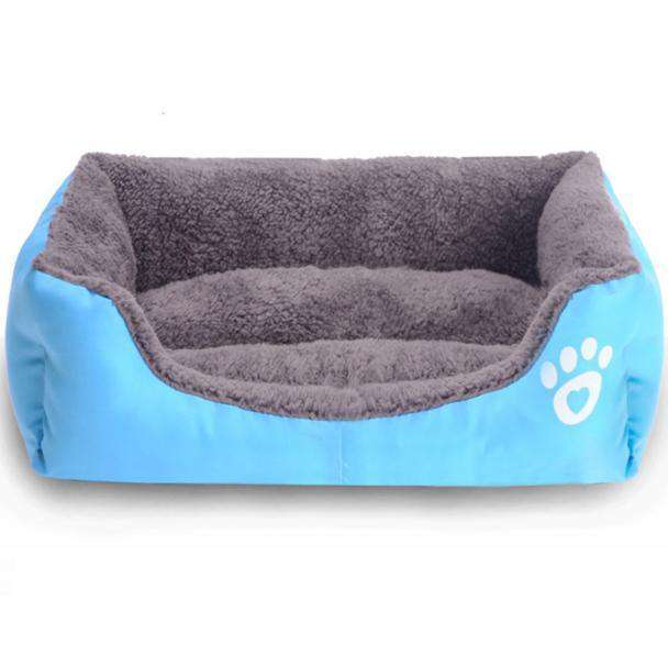 Pet Dog Bed Puppy Cushion House Soft Warm Kennel Dog Mat Blanket-DirtyFurClothing-DirtyFurClothing