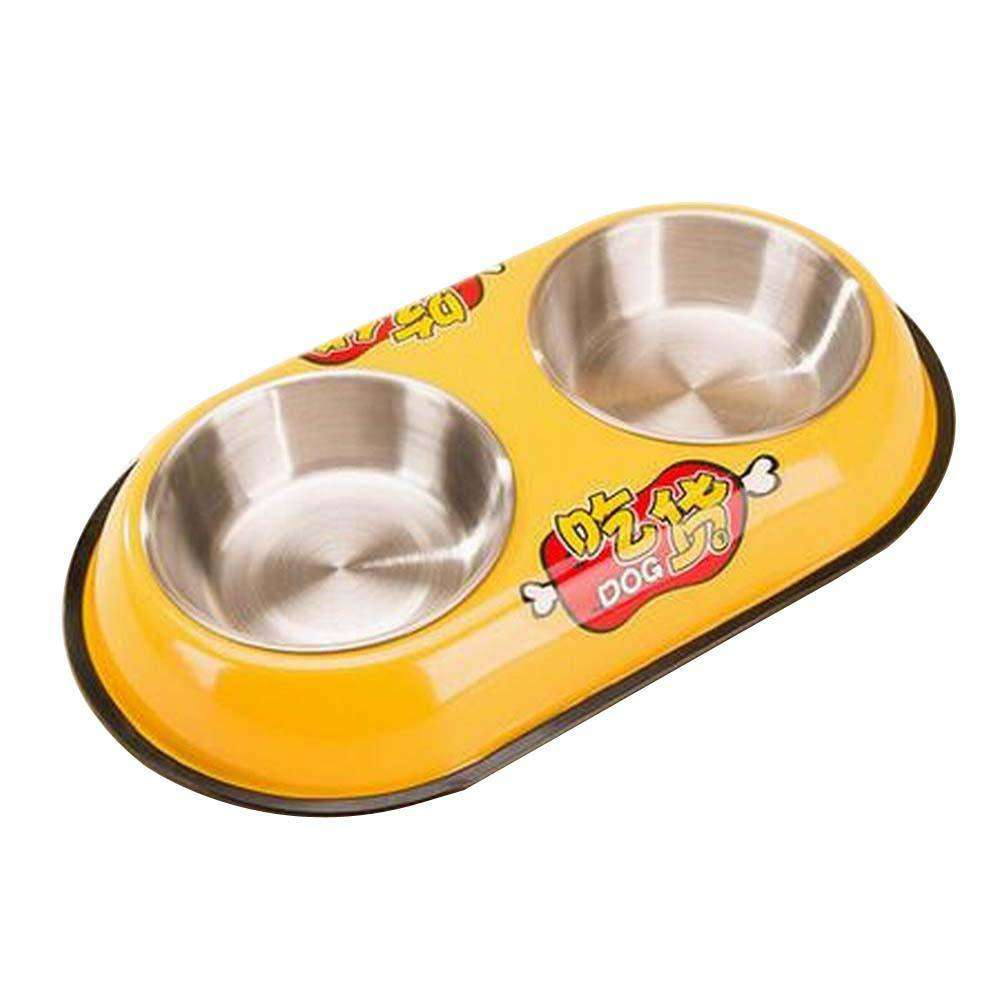 Pet Feeding Supplies Dog Bowl(#05)-Blancho-DirtyFurClothing