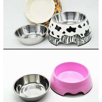 Pet Feeding Supplies Dog Feeding Bowl(#07)-Blancho-DirtyFurClothing