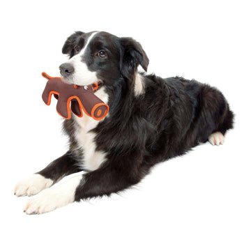 Pet Life Animal Dura-Chew Reinforce Stitched Durable Water Resistant Plush Chew Tugging Dog Toy-Pet Life-DirtyFurClothing