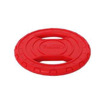 Pet Life Frisbee Durable Chew And Fetch Teether Dog Toy-Pet Life-DirtyFurClothing