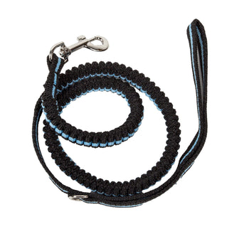 Pet Life Retract-A-Wag Shock Absorption Stitched Durable Dog Leash-Pet Life-DirtyFurClothing