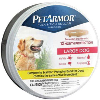 PetArmor® Premium Flea & Tick Collar for Large Dogs Case Pack 12-PetArmor(R)-DirtyFurClothing