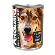 Petguard Dog Vegetarian Feast Dinner - Case Of 12 - 13.2 Oz.-Petguard-DirtyFurClothing