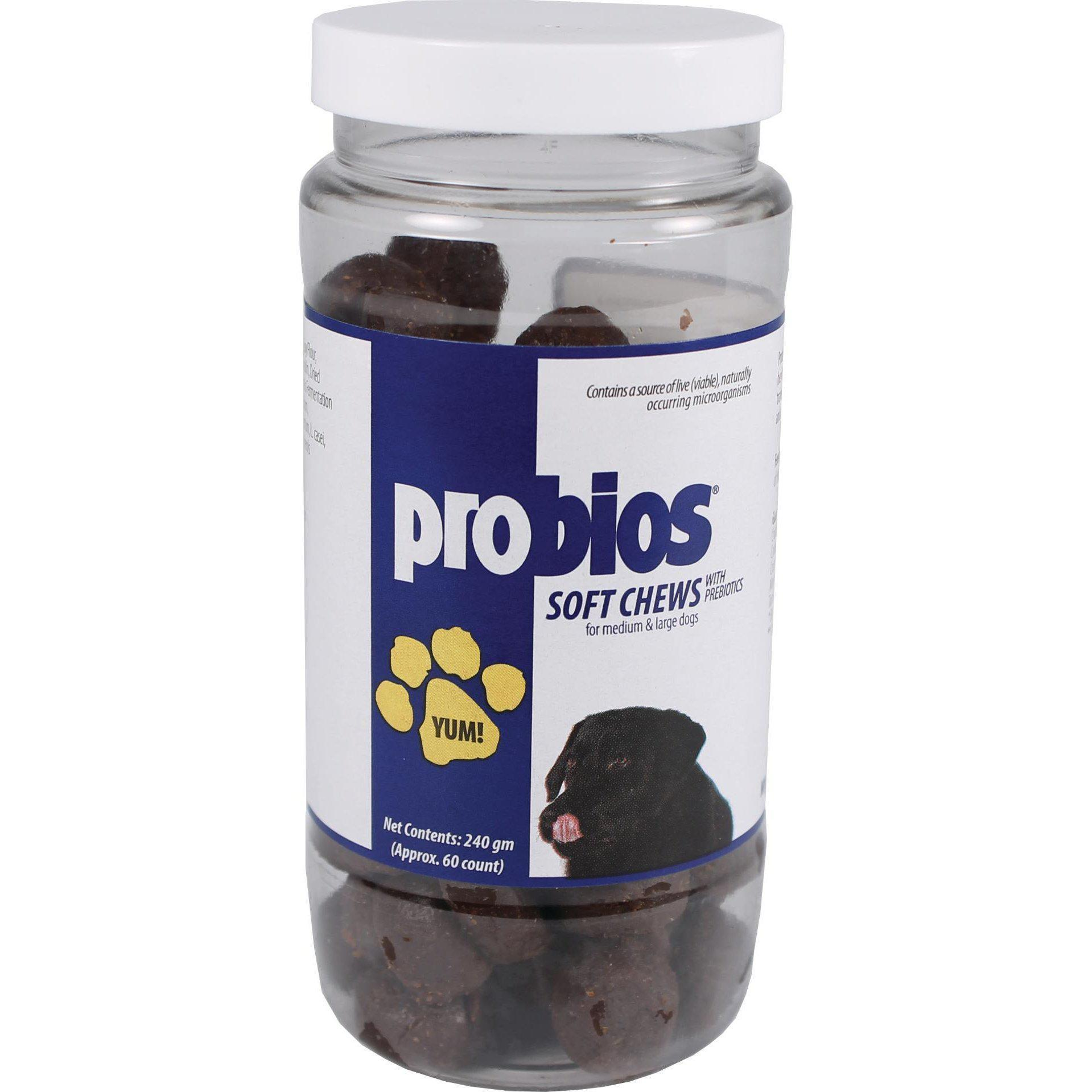 Probios Soft Dog Chews-Vets Plus Probios-DirtyFurClothing