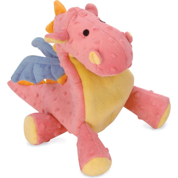 Quaker Pet Group - Dragons Plush Dog Toy-Quaker Pet Group-DirtyFurClothing