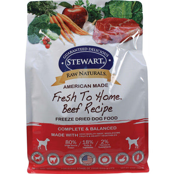 Raw Naturals Freeze Dried Dog Food - Beef-Stewarts-DirtyFurClothing