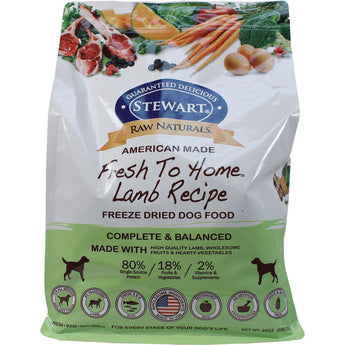 Raw Naturals Freeze Dried Dog Food - Lamb-Stewarts-DirtyFurClothing