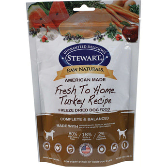 Raw Naturals Freeze Dried Dog Food - Turkey-Stewarts-DirtyFurClothing
