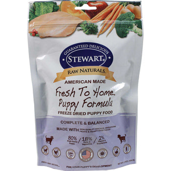 Raw Naturals Freeze Dried Puppy Food - Chicken and Vegetables-Stewarts-DirtyFurClothing