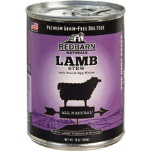 Redbarn Pet Products-Food - Lamb Stew All Natural Dog Can (Case Of 12 )-Redbarn Pet Products-food-DirtyFurClothing