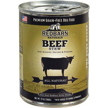 Redbarn Pet Products-food - Stew All Natural Dog Can (Case of 12 )-Redbarn Pet Products-food-DirtyFurClothing