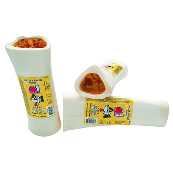 Redbarn Pet Products Inc - Filled Bone-Redbarn Pet Products Inc-DirtyFurClothing