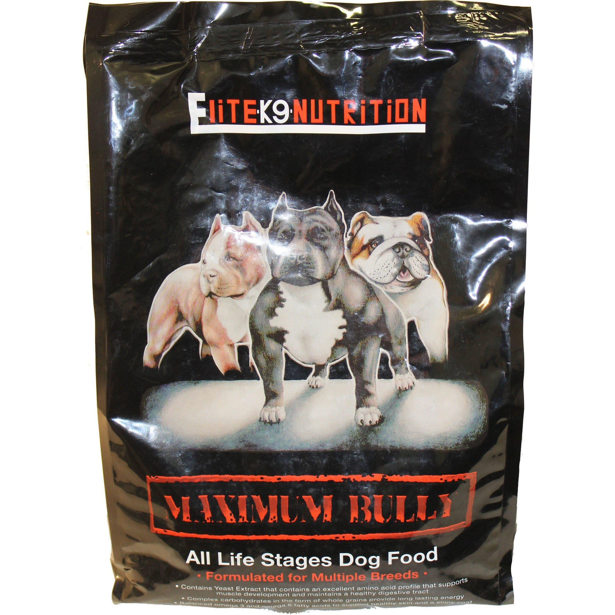 Replenish Pet Inc. - Maximum Bully Dry Dog Food (5LB)-Replenish Pet Inc.-DirtyFurClothing