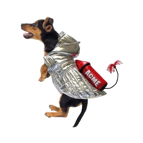 Rocket Space Dog Costume-DirtyFurClothing-DirtyFurClothing