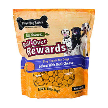 Roll-Over Rewards Tiny Treats For Dogs-Three Dog Bakery-DirtyFurClothing