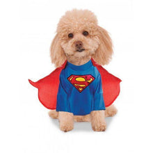 Rubies Classic With Arms Pet Superman Costume Small-DirtyFurClothing-DirtyFurClothing