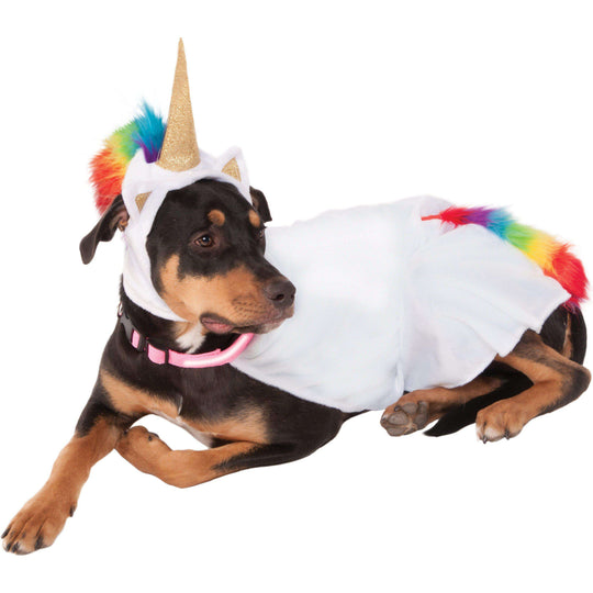 Rubie's Light Up Collar Unicorn Pet Costume-Extra Extra Large-Rubie's Pet Shop Boutique-DirtyFurClothing