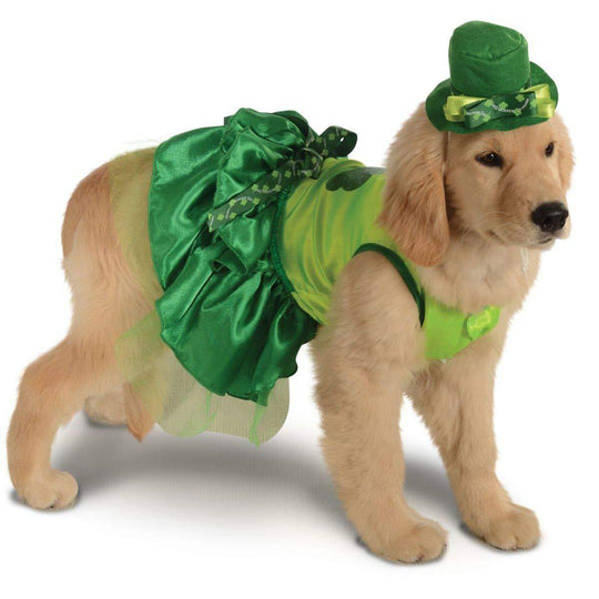 Rubies Lucky Dog Pet Costume Small-DirtyFurClothing-DirtyFurClothing