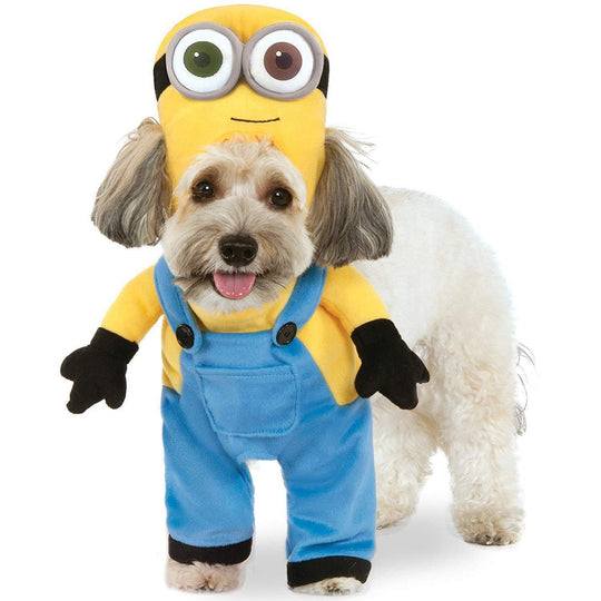 Rubies Minion Bob Arms Costume Pet Movie Costume Meduim-DirtyFurClothing-DirtyFurClothing